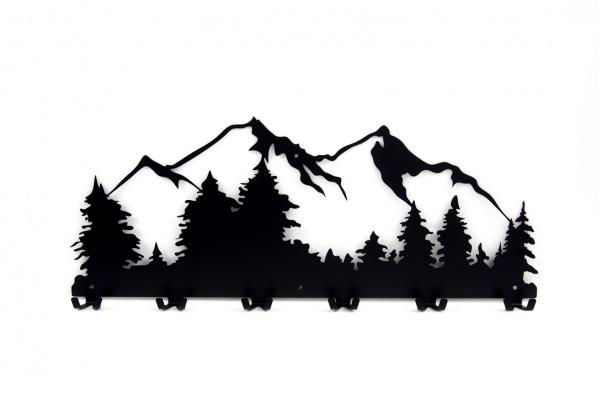 Wieszak dekoracyjny Górski pejzaż