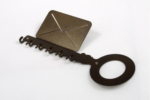Wieszak na klucze Klucz (6 haczyków)
