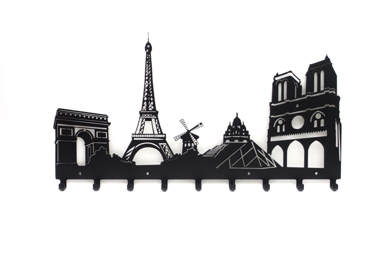 Wieszak Do Przedpokoju Paryż