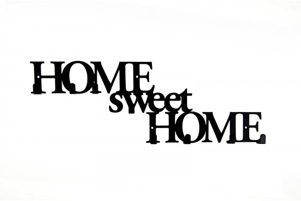 Wieszak do przedpokoju Home sweet home M