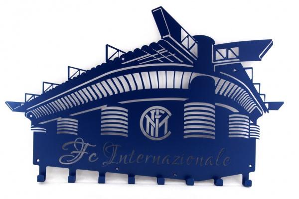 Wieszak dekoracyjny Stadion Inter Mediolan
