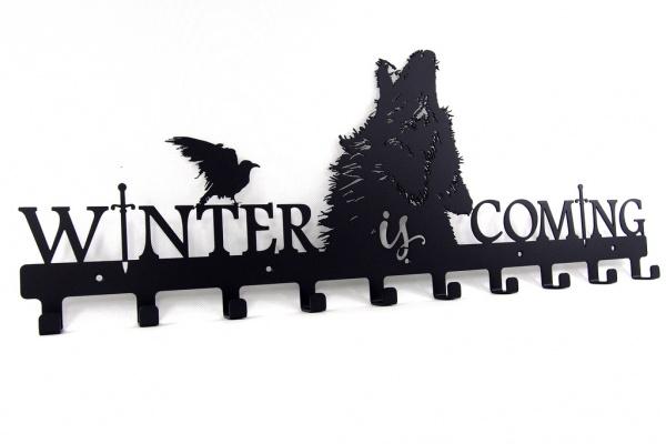 Wieszak do przedpokoju - WINTER IS COMING - GoT