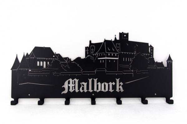 Wieszak dekoracyjny Miasta Świata - Malbork