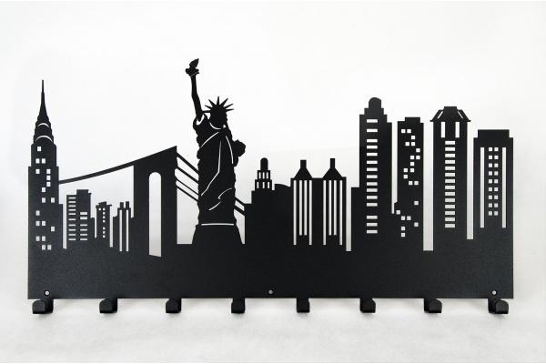Wieszak do przedpokoju New York