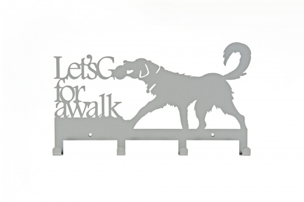 Wieszak na ścianę, Let's go for a walk