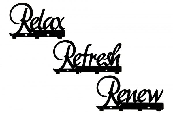 Relax, Refresh, Renew