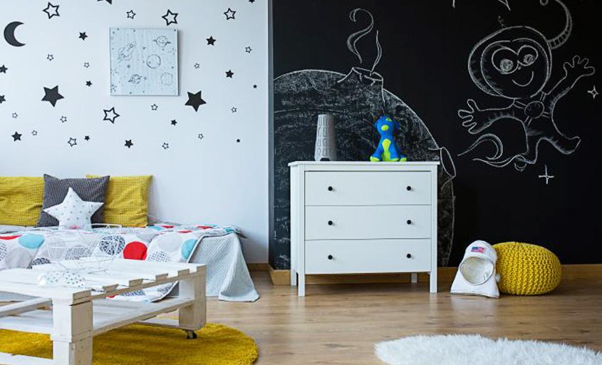 Dziecięce królestwo. Jak urządzić pokój dla najmłodszych?