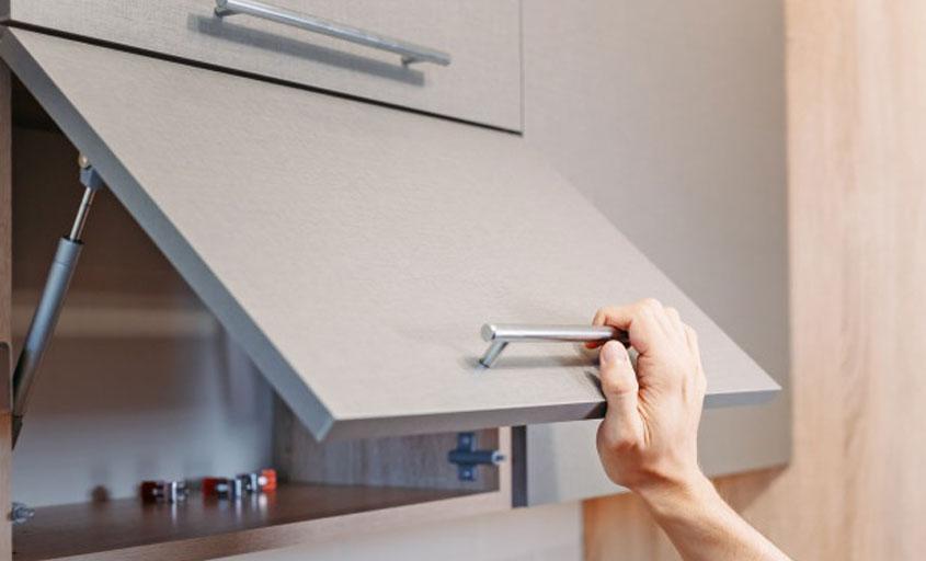 Projektowanie kuchni - przechowywanie