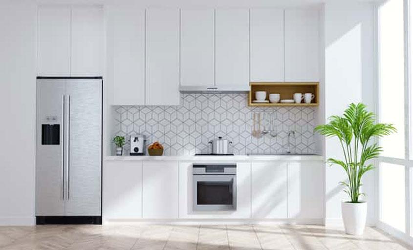 Projektowanie kuchni - sprzęt